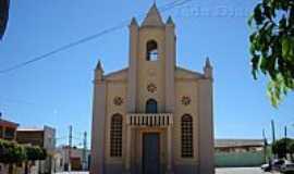 Assaré - Assaré-CE-Capela de São Francisco-Foto:Vaniadias