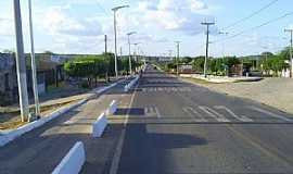 Assaré - Assaré-CE-Entrada da cidade-Foto:professor_pepe