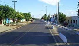 Assaré - Assaré-CE-Rua da cidade-Foto:professor_pepe