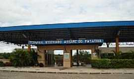 Assaré - Assaré-CE-Terminal Rodoviário-Foto:Vaniadias
