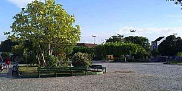 Assaré-CE-Praça da Matriz-Foto:professor_pepe