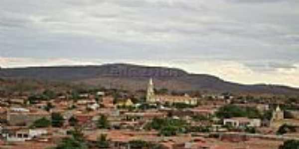 Assaré-CE-Vista da cidade-Foto:Vaniadias
