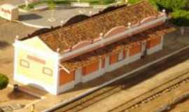 Baixio - Estação Ferroviaria, Por Paulo Sergio Farias