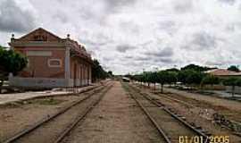 Baixio - Estação Ferroviária de Baixio-CE-Foto:Cinézio Ramalho