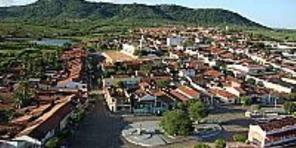 Vista parcial de Baixio-CE-Foto:Cinézio Ramalho