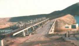 Banabuiú - construção do açude banabuiú, Por Rianna