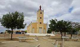 Barão de Aquiraz - Barão de Aquiraz-CE-Praça e Capela de São Francisco-Foto:Thiago dos Passos