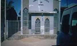 Messias - Igreja da Congrega��o Crist� do Brasil em Messias-Foto:Congrega��o Crist�.Net