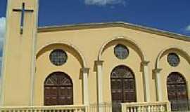 Messias - Igreja de São Sebastião em Messias-Foto:Sergio Falcetti