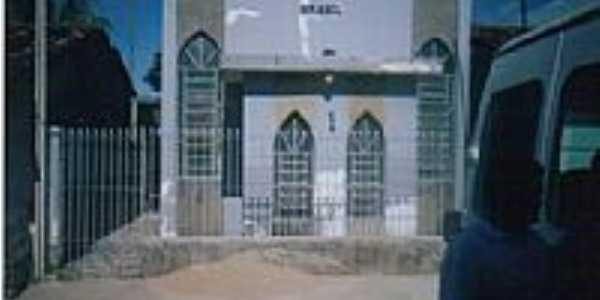 Igreja da Congregação Cristã do Brasil em Messias-Foto:Congregação Cristã.Net