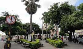 Barbalha - Barbalha-CE-Praça do Rosário-Foto:Walter Leite
