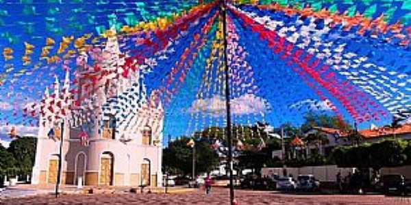 Imagens da cidade de Barbalha - CE
