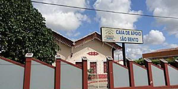 Barbalha-CE-Casa de Apoio São Bento-Foto:Walter Leite
