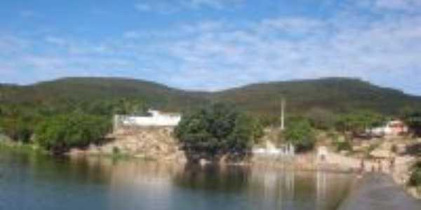Barragem de Barra do Sotero, Por F. José