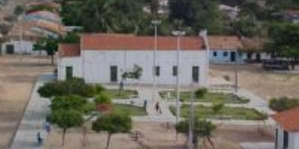 Pra�a Jos� Eug�nio em Barra do Sotero, Por F. Jos�
