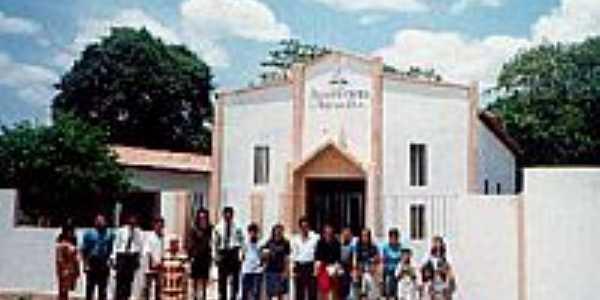 Igreja em Barreira