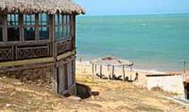 Barreiras - Quiosque beira mar-Foto:Daniel Machado ·