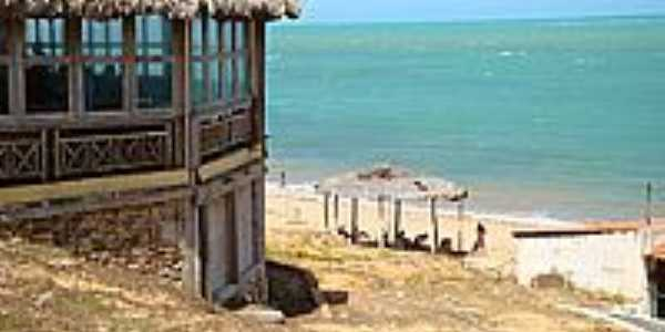 Quiosque beira mar-Foto:Daniel Machado �