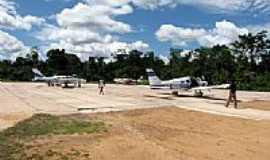 Marechal Thaumaturgo - Aeroporto de Marechal Thaumaturgo  por Decioy