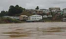 Marechal Thaumaturgo - Marechal Thaumaturgo vista do Rio Juruá-Foto:JEZAFLU=ACRE=BRASIL