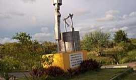 Minador do Negrão - Minador do Negrão-AL-Entrada da cidade-Foto:Erisvaldo Vieira