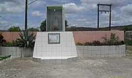 Minador do Negrão - Minador do Negrão-AL-Praça N.Sra.de Fátima-Foto:Sergio Falcetti