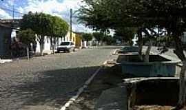 Minador do Negrão - Minador do Negrão-AL-Rua central da cidade-Foto:jpls