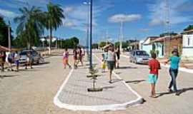 Barreiros - Avenida Sampaio Lacerda em Vila Barreiros-Foto:Miguel Sampaio Lacer…