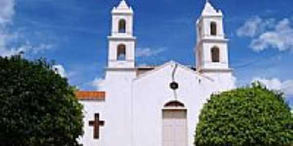 Capela na localidade de Barreiros-Foto:Francisco Edson Mend…