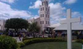 Barro - Santuário Diocesano da Divina Misericórdia, Por Edime Silva