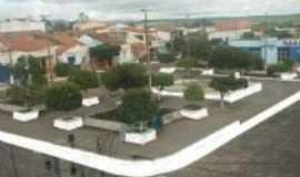 Barro - praça central, Por FCO WANDY ALVES