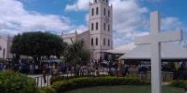Santuário Diocesano da Divina Misericórdia, Por Edime Silva
