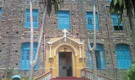 Baturité - Baturité-CE-Mosteiro dos Jesuitas-Foto:Josue Marinho