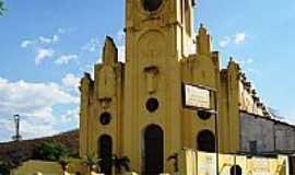 Baturit� - Igreja por Francisco Edson Mendes