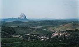 Baturit� - Baturite vista da serra por Francisco Parob�