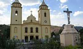 Baturité - Igreja Matriz de N.Sra.da Palma em Baturité-Foto:Francisco Edson Mend…