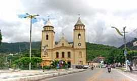 Baturité - Igreja Matriz de N.Sra.da Palma em Baturité-Foto:Macílio Gomes