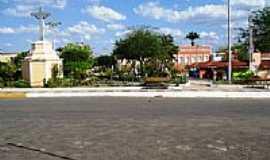 Baturité - Praça da Matriz de  Baturité-Foto:Francisco Edson Mend…