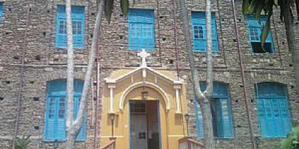 Baturité-CE-Mosteiro dos Jesuitas-Foto:Josue Marinho