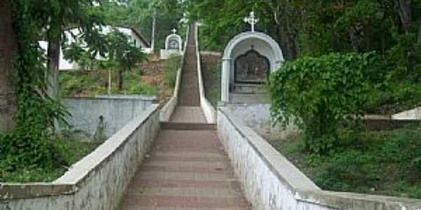 Baturité-CE-Escadaria do Mirante-Foto:Josue Marinho