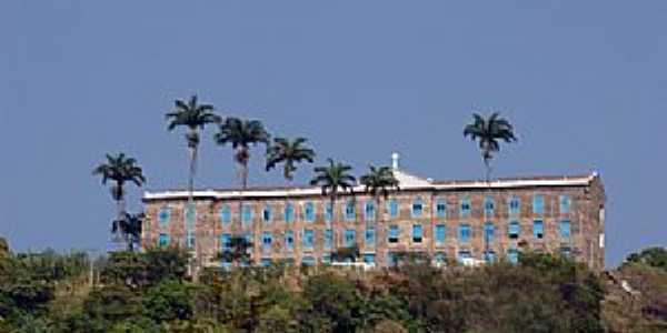 Baturité-CE-Mosteiro dos Jesuitas-Foto:Roteiro Ceará - Uol