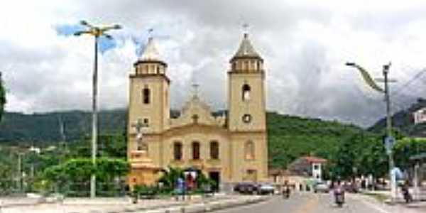 Igreja Matriz de N.Sra.da Palma em Baturit�-Foto:Mac�lio Gomes