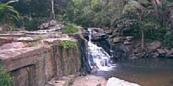 Parque das Cachoeiras em Baturit�-Foto:Ver�nica Silva:]