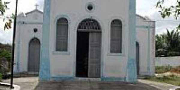 Capelinha do Baú-Paróquia de Guaiúba-Foto:Almir Jucá Jr