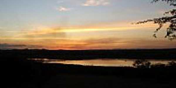Pôr do Sol no Baú-Foto:elsonmfilho