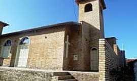 Beberibe - Igreja em Beberibe-Foto:Hugo Rosin Sobrinho