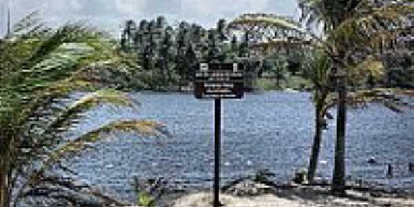 Lago Uruaú em Beberibe-Foto:heberteguedes
