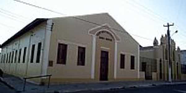 Bela Cruz-CE-Centro Pastoral Monsenhor Odécio-Foto:Ivo Dias