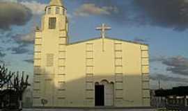 Monteirópolis - Igreja de São Sebastião em Monteirópolis-Foto:Sergio Falcetti