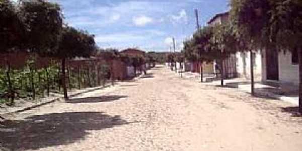 Betânia-CE-Avenida principal-Foto: larissaeclarissa